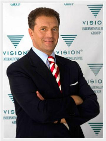 Президент компании Vision Дмитрий Буряк