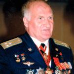 Викотор Афанасьев, лётчик-космонавт.